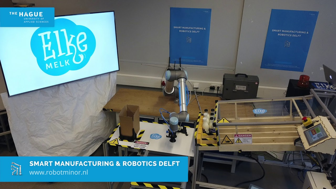 Smart Manufacturing Robotics Delft Academic Minor Programme For